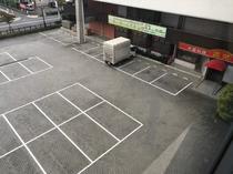 駐車場(ホテル西側)