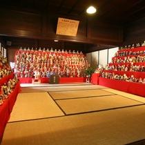 ◆【土雛まつり】下呂温泉合掌村で約900体の土雛を展示