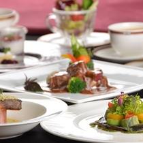 秋の味覚フェア2015 洋食コース