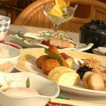 ☆朝食バイキング:和食②