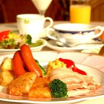☆朝食バイキング:洋食②