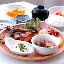 ☆朝食バイキング:和食①