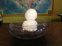 雪だるま★ラベンダー