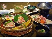 【美味しいものを少しづつ★彩り御膳】リーズナブルだけど高い満足度で人気!