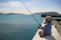 釣りもやってみたいな〜