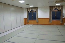 大広間(団体宿泊用)