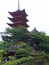 宮島・五重の塔