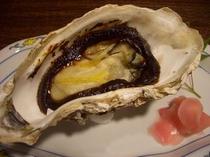 牡蠣柚香焼