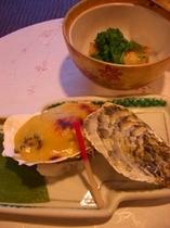 牡蠣土手焼き