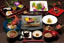 御夕食 和流懐石 (ディナータイム18:00〜22:00)