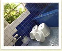 浴室(ご利用時間は16:00〜22:00)7:00からシャワ-のみ、ご自由にお使いいただけます。