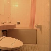 <和洋室>バス・トイレ