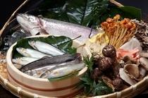 食材一例 <海の幸>