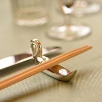 □お箸で食べるフレンチ