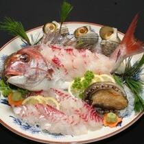 鯛の活造り★★★★