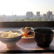 【スカイバンケット】海外のお客様にも人気の和食