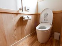 上級和室トイレ