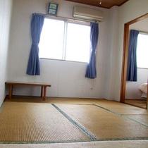 【1室限定】10畳のお部屋です。バス・トイレ付。