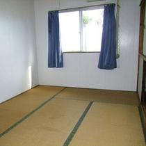 和室6畳1階のお部屋です。