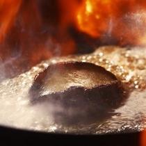 アワビステーキ調理イメージ