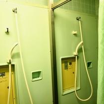 *【共同シャワー室】