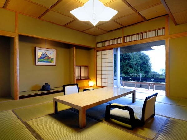 伊東温泉 青山やまと 露天風呂付き特別室