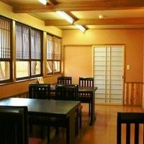 椅子席(お食事処・朝食会場)