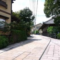 【周辺情報】鉄輪地区の風景