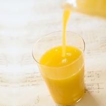 朝食ジュース特典 イメージ