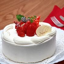 ケーキ付きプラン イメージ写真
