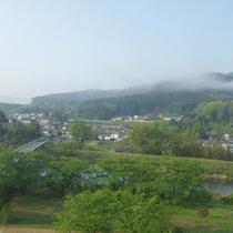 *【風景】目の前に広がる、緑…美しい景色を堪能。