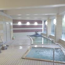 *【大浴場】広々としたお風呂で、ご入浴を満喫。