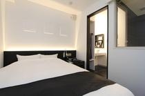 【コンフォート】ブロアバス・TV付の贅沢な独立浴室を備えた人気のお部屋。
