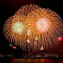 ■びわ湖大花火大会(8月)■