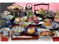 郷土料理と庄内浜の魚貝類