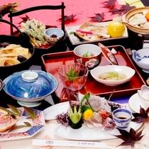◇庄内の郷土料理と魚貝類