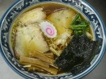 チャーシュー麺(600円)