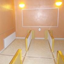 ラドン温浴施設「フォルテ」にてリラックス