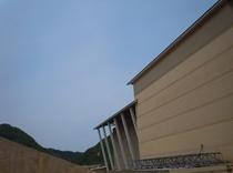 バルコニーからの眺め1