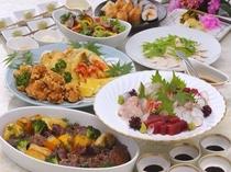 卓盛パーティー料理