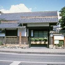 ■小泉八雲記念館