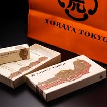 TORAYA TOKYO限定パッケージ 小形羊羹「夜の梅」 イメージ