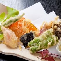 【御食事処とよ常】天ぷらおまかせ盛り