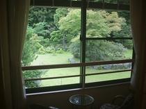 客室からの風景(春〜夏)2