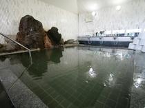 平泉温泉 岩風呂