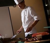洋食料理人
