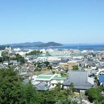 【2間続き和室一例】最上階にあるのでお部屋からの景色は最高!