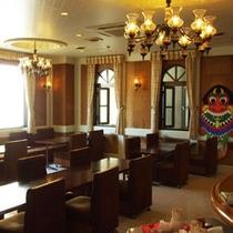 (レストラン)朝食はこちらでご用意いたします。