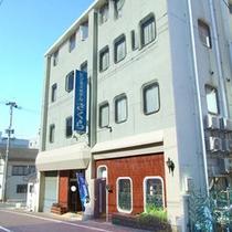 (外観)五島市中心街にあり、福江港からも徒歩圏内!