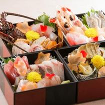 【料理】宝石箱 整列